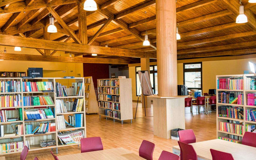 La Biblioteca adapta su horario a las nuevas restricciones