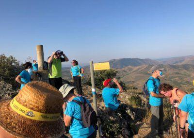 Rutas 1 y 2: Por la Sierra de Valdoña o de Morata