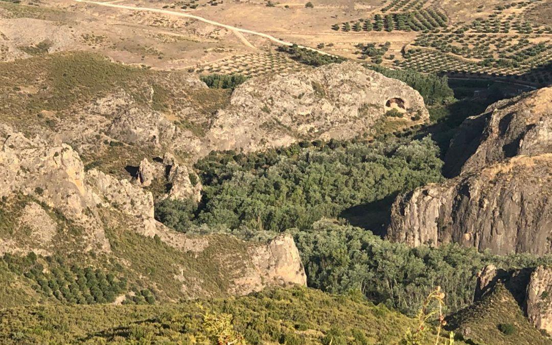 Ruta 4b: La Cueva el Sordo, Pared Perdida y Meandro del Jalón