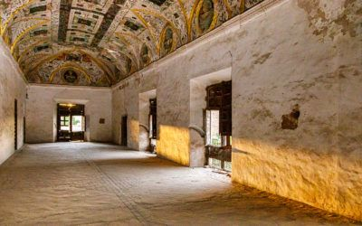 Las visitas al palacio y ermita de Santa Bárbara completas