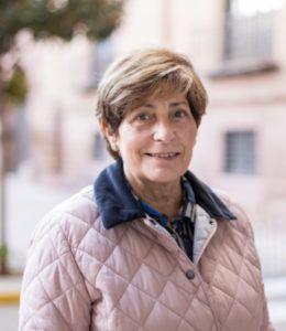 Mª Cristina Andrés Ostáriz (PSOE)