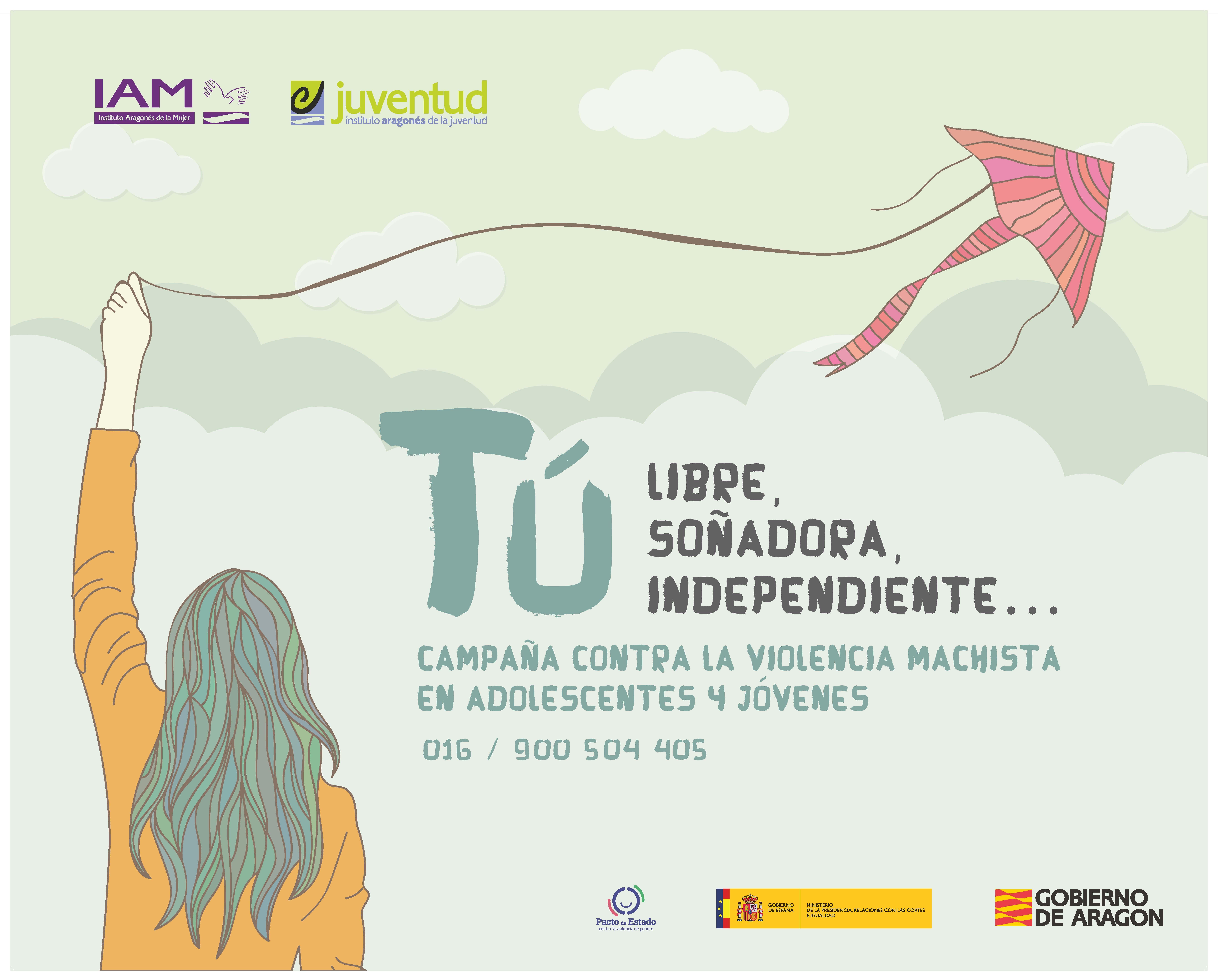 """Exposición """"TÚ LIBRE, SOÑADORA, INDEPENDIENTE…"""" en la biblioteca municipal."""