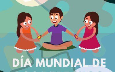 Morata recuerda que hoy se celebra el Día Mundial de los Derechos de la Infancia