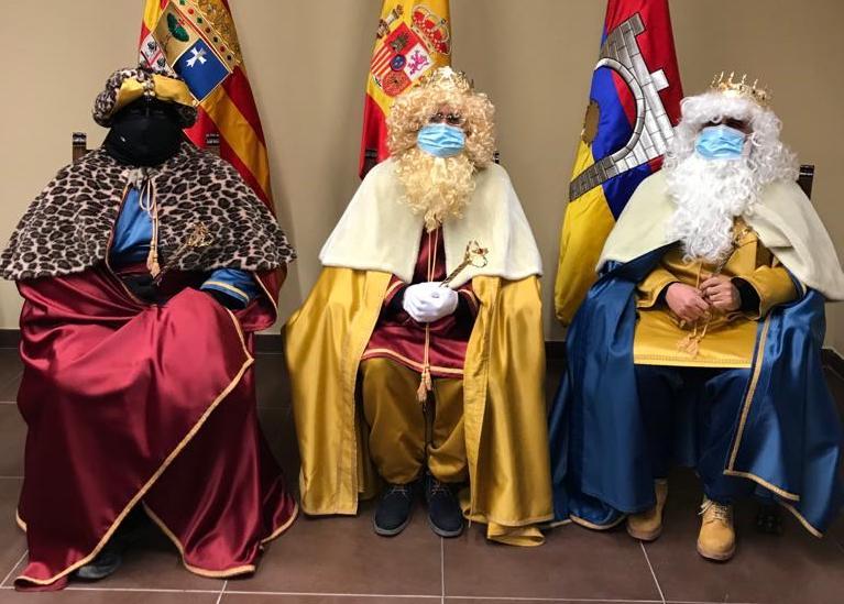 Los Reyes Magos de Oriente recorrieron las calles de Morata