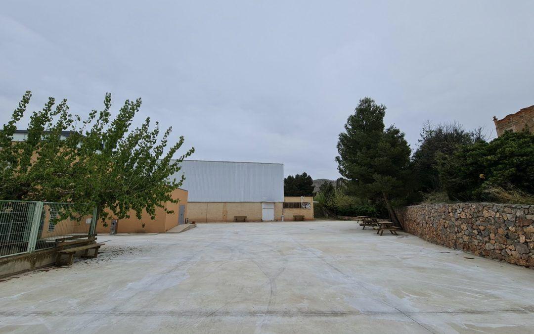 Morata de Jalón habilita una zona de estancia de autocaravanas
