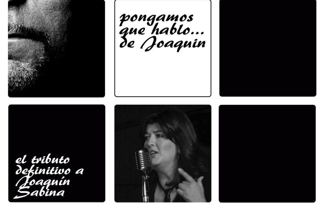 Concierto tributo a Joaquín Sabina