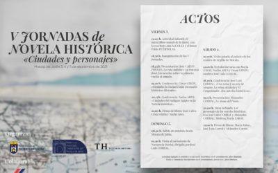 Morata de Jalón celebra la quinta edición de sus Jornadas de Novela Histórica