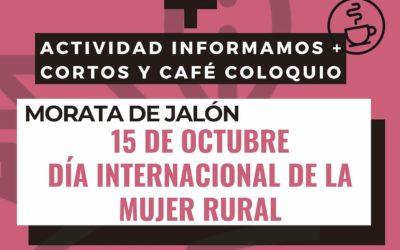 Morata celebra el Día Internacional de la Mujer Rural